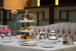 Afternoon Tea at The Lanesborough (image courtesy of The Lanesborough Hotel)