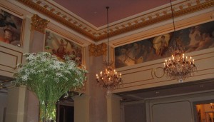 Astor Court Ceiling Detail (image credit HighTea.com)