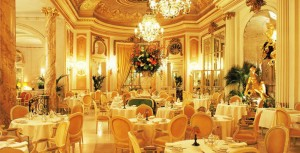 Palm Court Afternoon Tea (image courtesy of The Ritz London)