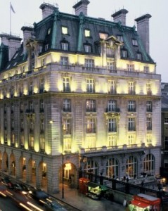 The Ritz London (image courtesy of The Ritz London)