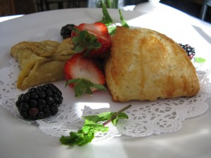 Savouries Tier at Dushanbe TeaHouse (image credit HighTea.com)