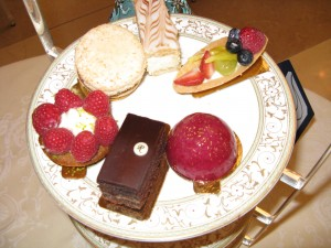 Sweets at the Ritz Afternoon Tea (image credit HighTea.com)