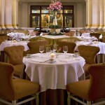 Afternoon Tea at Astor Court (image courtesy of St. Regis Hotels)