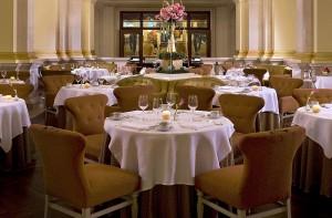 Afternoon Tea at Astor Court (image courtesy of St. Regis Hotels)