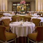 Afternoon Tea at St. Regis Hotel, New York City