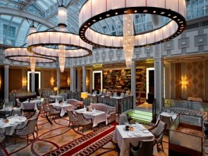Aplsley's at The Lanesborough Hotel, London (image courtesy of The Lanesborough Hotel)