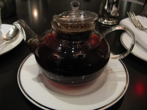 The Pierre's Glass Teapot