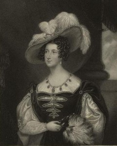 Anna Russell, 7th Duchess of Bedford (image credit: National Portrait Gallery)