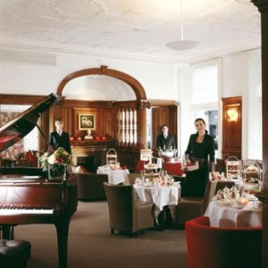 Brown's Hotel English Tea Room © Rocco Forte Collection
