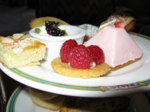 Sweets at The Ritz Carlton, Chicago Afternoon Tea (image credit: HighTea.com)