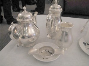 Silver Tea Service at Brown's Hotel ©HighTea.com