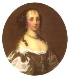 Catherine of Braganza (image credit: National Portrait Gallery)
