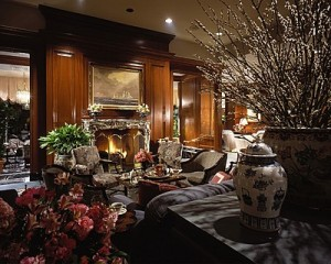 High Tea at The Lounge in The Four Seasons, Chicago - image ©Four Seasons Hotels