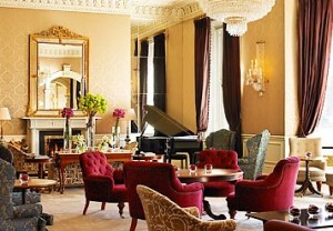 The Lord Mayor's Lounge at The Shelbourne © The Shelbourne Hotel