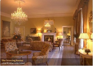 Drawing Room at The Merrion Hotel, Dublin © The Merrion Hotel