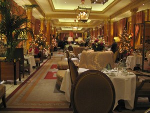The Promenade Decorated for The Holidays ©HighTea.com