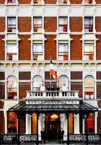 The Shelbourne Hotel, Dublin © The Shelbourne Hotel
