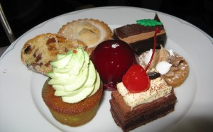 Sweets Course at The Dorchester's High Tea ©HighTea.com