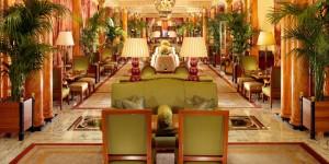 The Promenade at The Dorchester Hotel, London ©The Dorchester Hotel