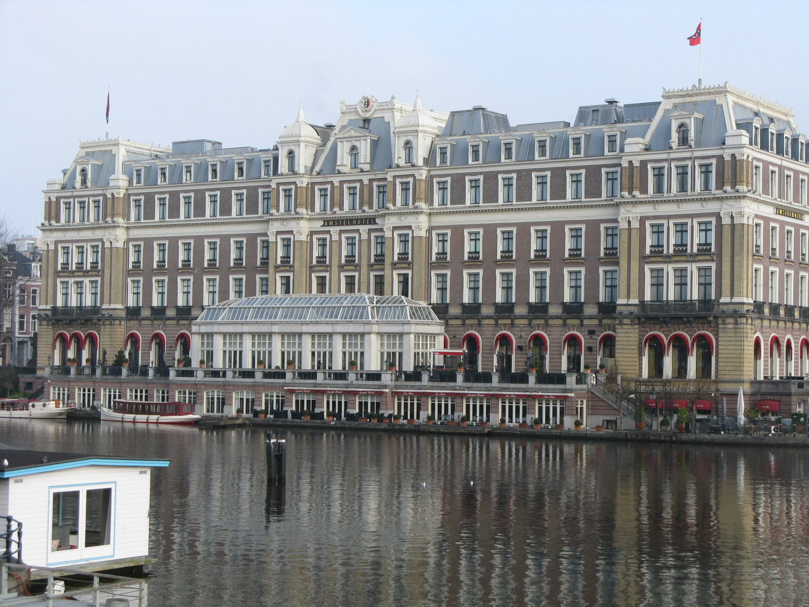 High Tea Amstel Hotel Amsterdam