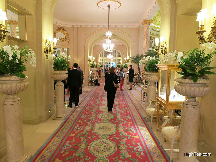 The Long Gallery of The Ritz London Hotel