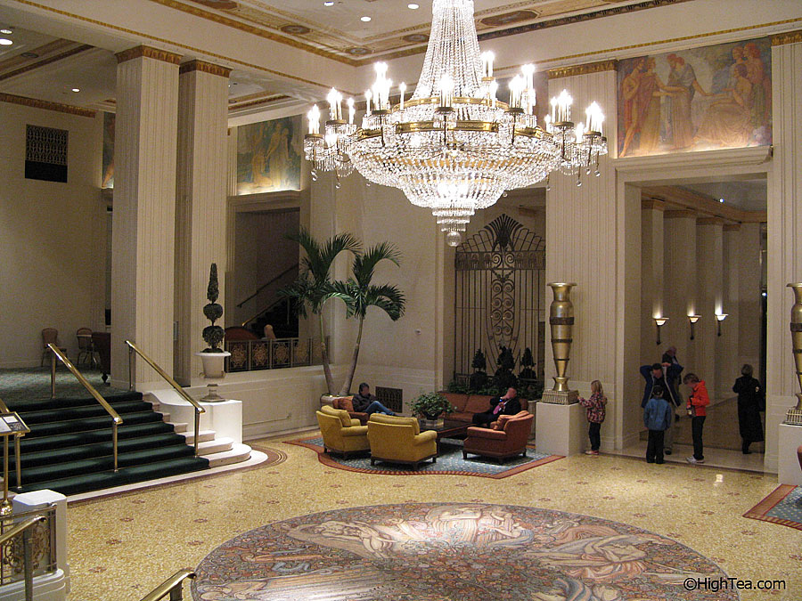 afternoon tea at the waldorf astoria new york in pictures