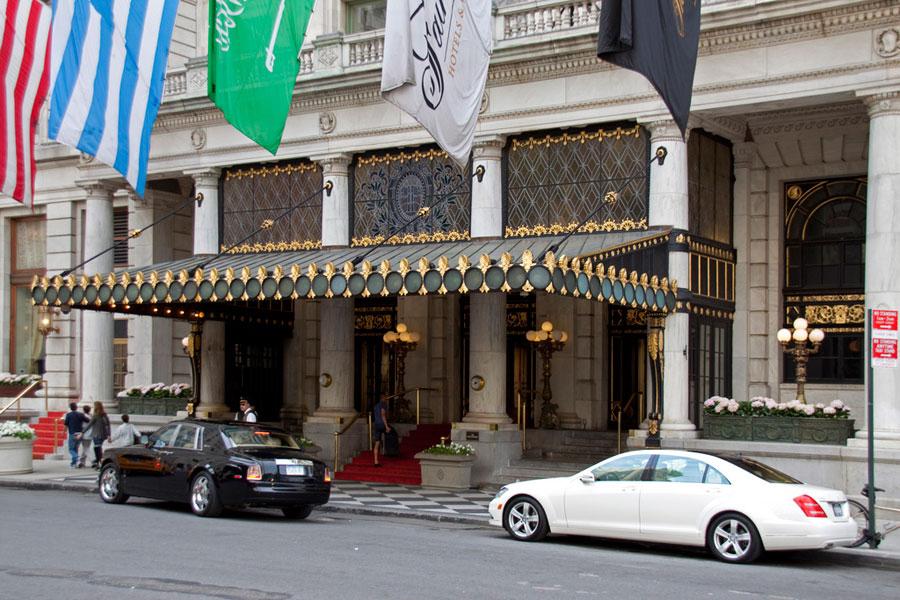 The Plaza Hotel New York Room