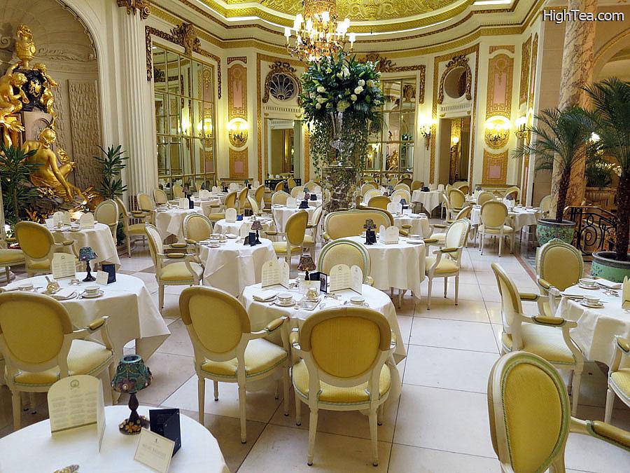 Permalink to Claridges Hotel London Afternoon Tea
